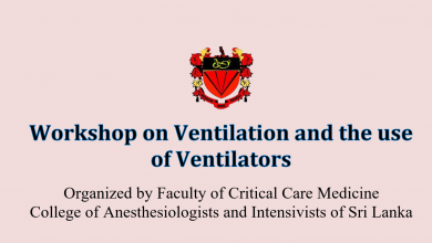 Photo of Workshop on Ventilation and the use of Ventilators